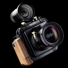 Dezeen » Blog Archive » ALPA 12 TC camera by Estragon; digital or 6x9 film- do you hear the angels yet?