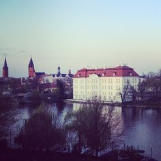 @schmitzoide: Great view from the room! @ Best Western Hotel am Schloss Köpenick