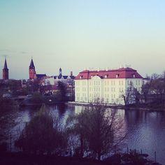 @schmitzoide: Great view from the room! @ Best Western Hotel am Schloss Köpenick