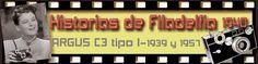 "El Acorazado Cinéfilo - Le Cuirassé Cinéphile: ""The Philadelphia Story"" (1940). ARGUS C3. Lorenzo..."