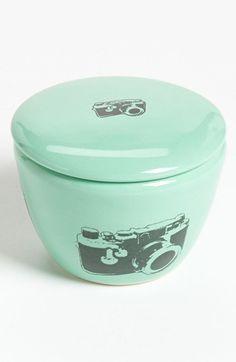 Retro mint bowl via CircaCeramics | Nordstrom cc @Etsy