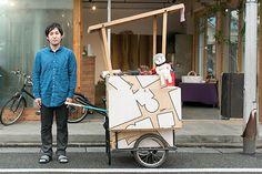Mobile Stand, Mobile Shop, Kiosk Design, Store Design, Ice Cream Car, Mobile Food Cart, Market Stands, Booth Decor, Food Stands