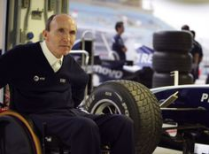 Sir Frank Williams. 17 times in the top 3 in F1. He started in 1966 & at one point managed it from a phone box. He sold that company and formed another Williams Racing with Patrick Head, in a former carpet warehouse. Their first victory came in 1979 with Clay Regazzoni. He suffered a spinal injury driving from Paul Ricard circuit in 1986, becoming a tetraplegic. Ayrton Senna was killed in a Williams. The company has used 10 different makers engines, including: Renault, Merc, Ford and…