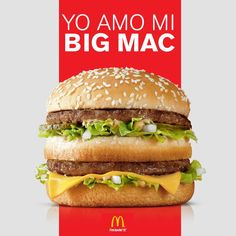 Big Mac - McDonald's Colombia #BigMac #McDonalds #Colombia