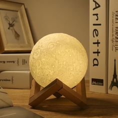 3D Moon Lamp Night Light Magical Two Tone USB Luna LED Touch Sensor Color Change #3D #3dprinted #3DModeling #3dmodel #3DMoon #moon #lamp #NightLight #Luna #LED #TouchSensor #homedecor #homedecoration #lightning #light #eBay #OnlineShopping #OnlineSales #Discounts #Greatproducts #bestproduct #shopping #Discountsales #gifts #reseller #resale #workfromhome #ecommerce #thrifted #thrifting #ebaystore #ebaylife #ebayfinds #thriftstorefinds #ebayseller #coolitems #onlinestore #smallbuisness…