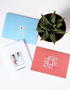 Kartki walentynkowe do druku