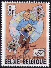 tintin - timbre épreuve 1979