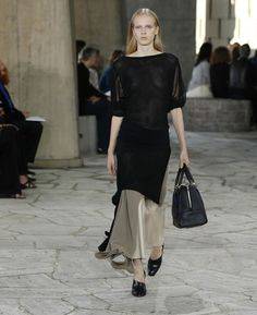 Loewe SS15 Fashion Show - Great shapes.. x