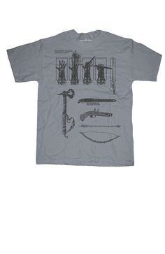 As much as I didn't like the third Assassins game, I do quite enjoy this t-shirt. Assassin's Creed Hidden Blade T-Shirt