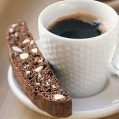 Chocolate-Cherry-Almond Biscotti | Williams-Sonoma