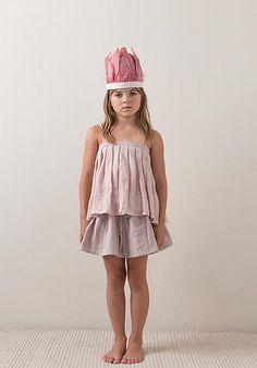 Contemporary children's fashion tradeshow | brands | Luisa et la luna SS16