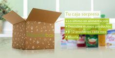 Nace Degustabox, cajas sopresa para degustar nuevossabores