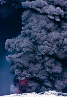 nuage de cendre