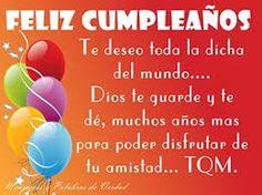 Tarjetas de felicitaciones de Cumpleaños | Tarjetas de Cumpleaños Birthday Wishes, Birthday Cards, Birthday Gifts, Happy Birthday, Birthdays, Greeting Cards, Mood, Ideas Para, Image Search
