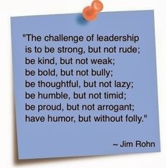 Leadership by Jim Rohn. Someone please pass this message to the leadership of my husband's squadron! Great Quotes, Me Quotes, Motivational Quotes, Inspirational Quotes, Leadership Quotes, Leadership Qualities, Effective Leadership, Leadership Activities, Teamwork Quotes