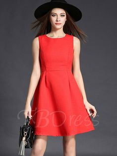 23903379df3 Fall Sleeveless Plain Women s Day Dress. Black Lace ...