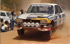 1975 Constent - Flocon (Peugeot 504)