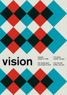 vision at river rock cafe, 1989