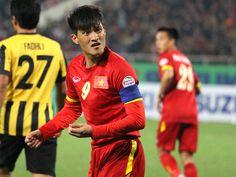 Ghi thêm 3 bàn Công Vinh sẽ trở thành chân sút vĩ đại nhất lịch sử AFF Cup