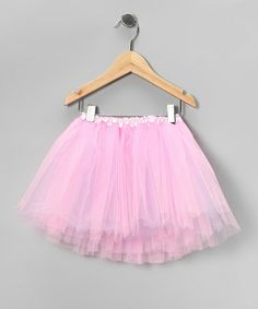 Another great find on #zulily! Pink & Lavender Tutu by Miss Fancy Pants #zulilyfinds