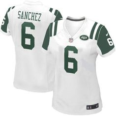 NFL Jersey's Toddler New York Jets Mark Sanchez Nike Green Game Jersey