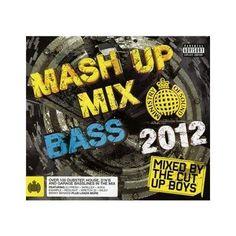 Mash Up Mix Bass 2012 - Mash Up Mix Bass 2012