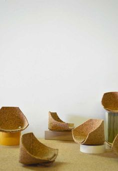 U201cCorkigamiu201d: The Cork Chair By Carlos Ortega Design