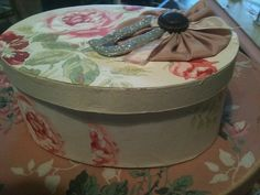Vintage Hat Boxes | Vintage Hat Box.