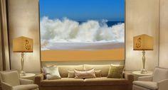 Sand von der Copacabana oder von den Seychellen? Daraus kannst Du eine SandLicht-Lampe für dich kreieren lassen. Nutze dafür Deine Sandsammlung.