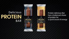 Delicious Protein Bar, 55 g