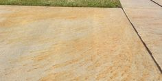 Been noticing mysterious rust #stains on your #concrete? Your fertilizer may be to blame. Click to learn more.
