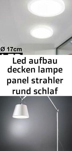 LED Decken Fluter Touch Dimmer Arbeits Zimmer Flexo Lese Steh Lampe Big Light