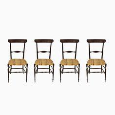 Mid-Century Chiavari Stühle aus Lackiertem Holz, 4-er Set Jetzt bestellen unter: https://moebel.ladendirekt.de/kueche-und-esszimmer/stuehle-und-hocker/esszimmerstuehle/?uid=b6aac1bb-a637-5f0c-ac8b-2ce225453819&utm_source=pinterest&utm_medium=pin&utm_campaign=boards #kueche #sets #esszimmerstuehle #esszimmer #hocker #stuehle Bild Quelle: pamono.com