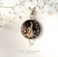 RESERVED for Raneymukarta. Two pieces of pendants von EvaThissen, $100.00
