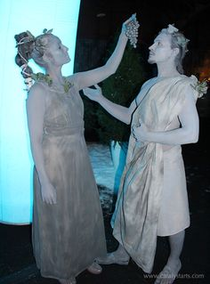 Stone Living Statues- greek grape wine living statues by Catalyst Arts Entertainment California Living Statue, Greek Statues, Character Costumes, Arts And Entertainment, Planners, California, Wine, Sunset, Inspired