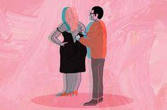 Meu namorado ama mulheres gordas