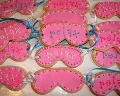 spa birthday party cake ideas   Spa Events NY Blog: Spa Jama Sleepover Party