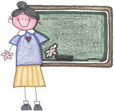 Image result for elementary school teacher clip art