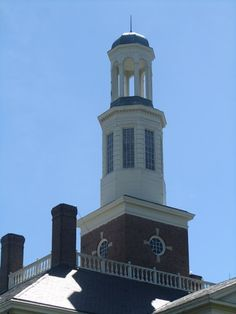 Jewett Hall Tower: A tradition that many Judson girls have done or tried to do.