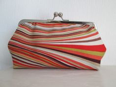 ONE DAY SALE Psychedelic Clutch Bag  £8.00