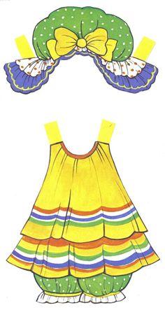Paper Dolls~Annabelle - Bonnie Jones - Álbuns da web do Picasa