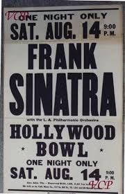 Image result for coolest flyer of frank sinatra