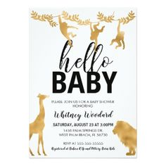 Jungle baby shower invitation safari invitation shower gifts diy jungle baby shower invitation safari invitation shower gifts diy customize creative shower ideas cyo pinterest safari invitations and shower filmwisefo