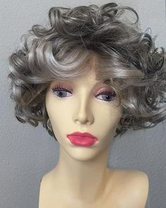 Tony of Beverly Wigs Haily Rooted Formal Hairstyles, Wig Hairstyles, Wedding Hairstyles, Men's Hairstyle, Long Curly Hair, Wavy Hair, Curly Hair Styles, Remy Human Hair, Human Hair Wigs