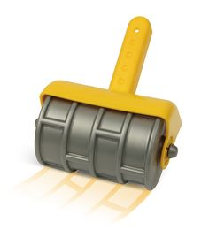 Sand Brick Roller From Hape from The Wooden Toybox