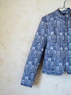 MARAPYTTA quilted jacket liberty HERA