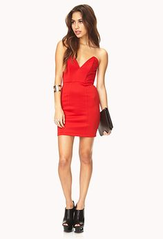 Bold Moves Bodycon Dress | FOREVER 21 - 2000129497