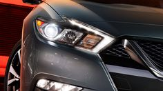 2016 Nissan Maxima signature lighting and LED detailing