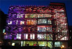 Архитектурная подсветка фасадов зданий_3