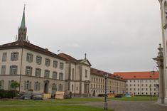 Exteriorul mănăstirii St. Gall _St._Gallen
